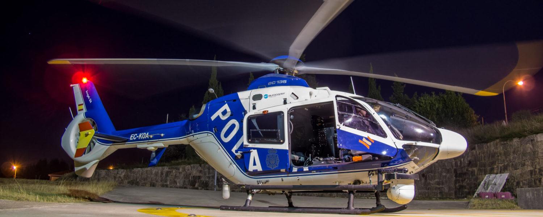 SMA, Servicio de Medios Aéreos de la Policía Nacional