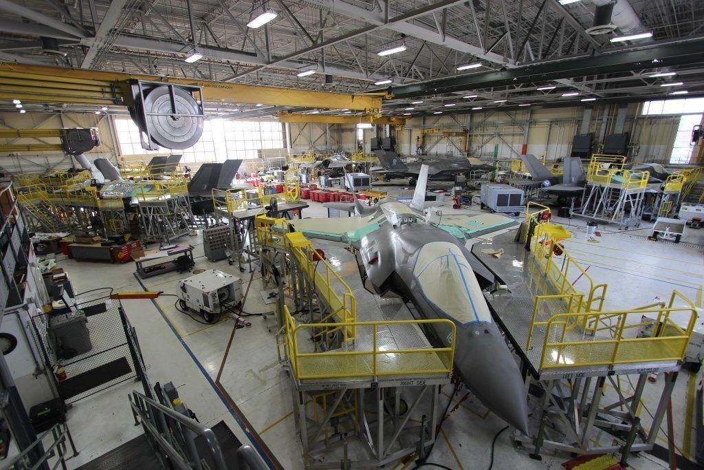 F-35B Lightning II, F-35B Lightning II shrot takeoff-vertical landing, New F-35 Modification Facility Brings Strategic Capability to FRCE