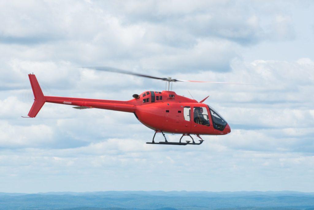 Bell anuncia la entrega número 200 del monomotor 505 Jet Ranger X, Bell 505 Jet Ranger X