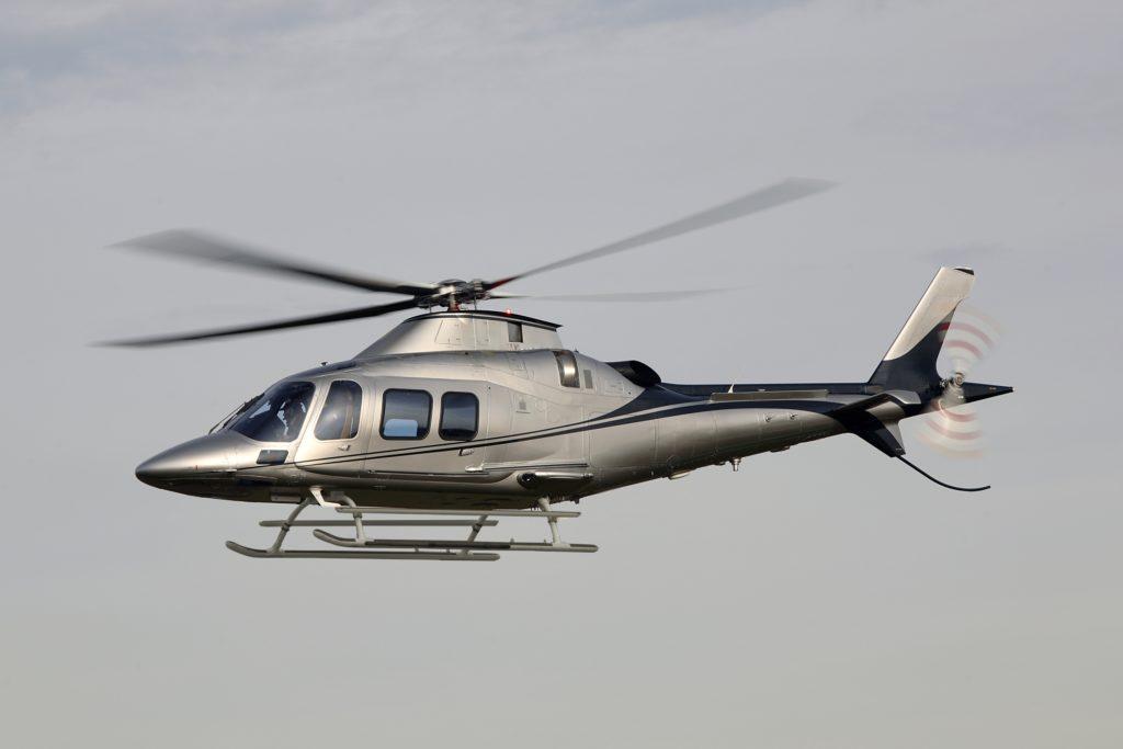 Leonardo Helicopters AW109 Trekker