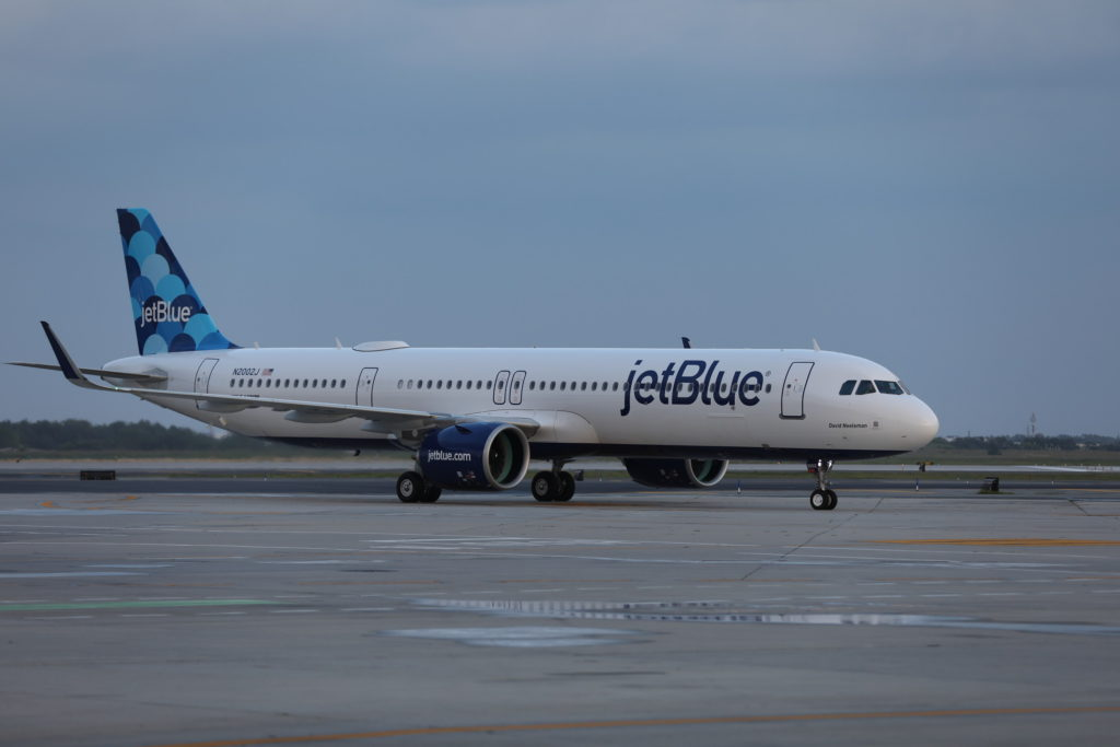 Pratt & Whitney GTF™ engines JetBlue A321neo.