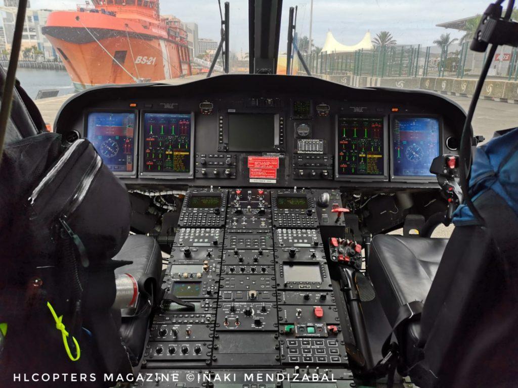 Leonardo AW139 número 1000, Helimer 202 Salvamento Marítimo