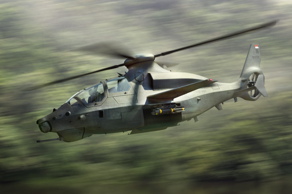 Bell 360 Invictus, US Army FARA.