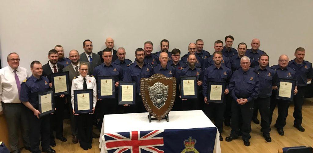 HM Coastguard  Rescue Shield.