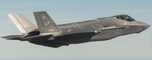 Lockheed Martin F-35 Lightning II,