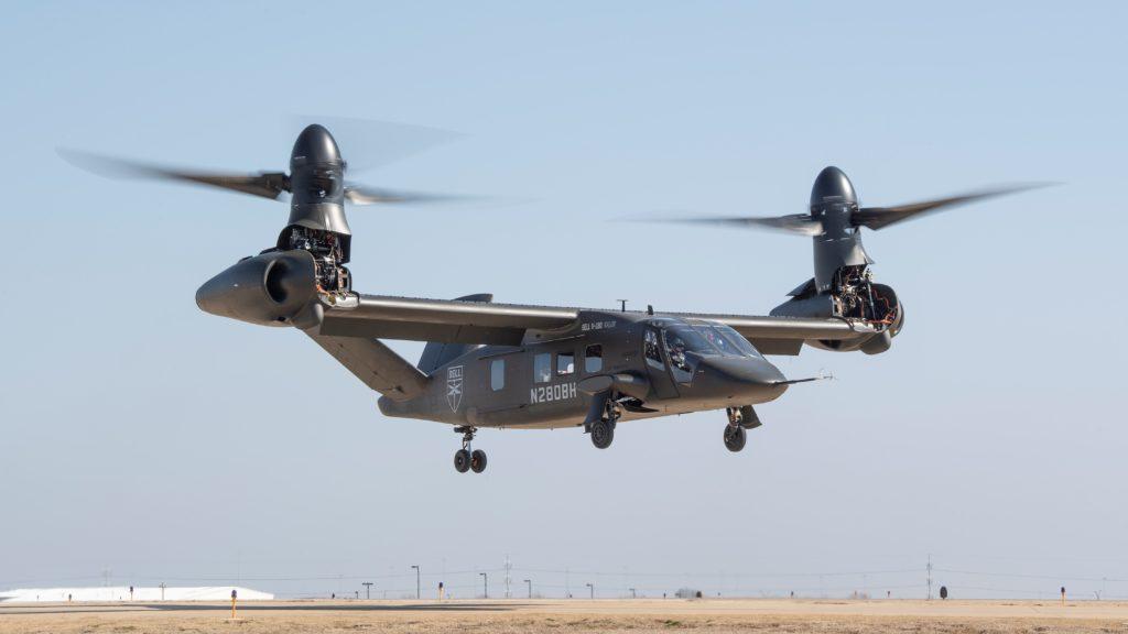 Bell V-280 Valor. ©Bell Flight. Bell V-280 Valor
