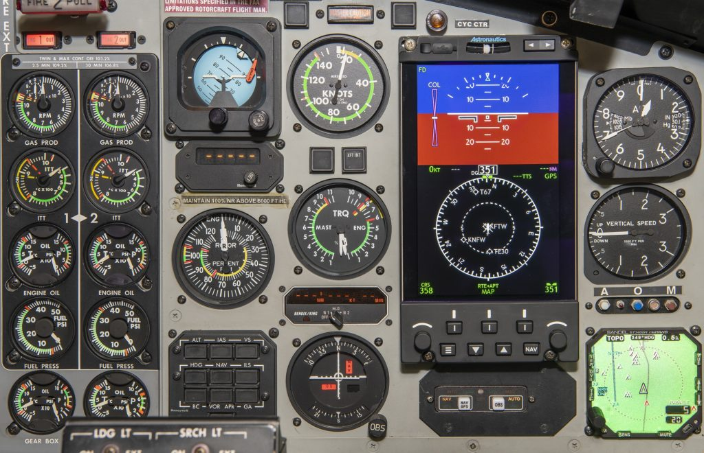 Astronautics, in partnership with Rotorcraft Services Group (RSG), has completed submission for an FAA STC for its AFI4700 RoadRunner Electronic Flight Instrument on Bell 212 and 412 aircraft with certification is expected in the near term.