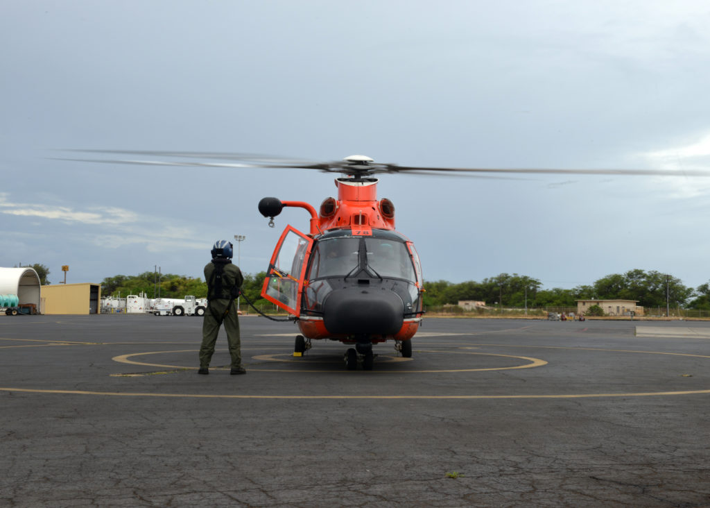 Coast Guard, Hawaii County searching for missing fishers off Big Island