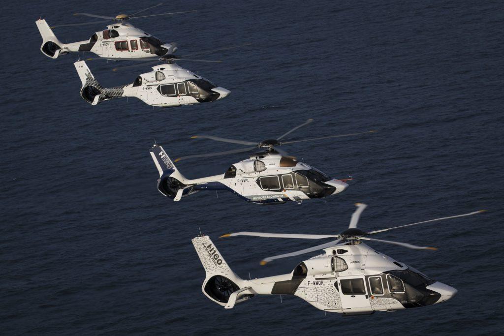La Marine Nationale operará cuatro Airbus H160 para misiones de búsqueda y rescate.