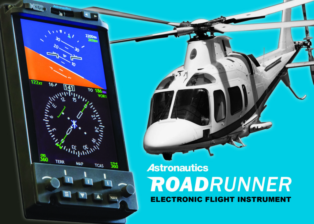 Astronautics receives FAA supplemental type certificate validation from India for RoadRunner® EFI.