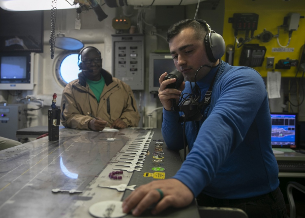 Ready for the Fleet: USS Gerald R. Ford Completes Flight Deck, CATCC Certifications