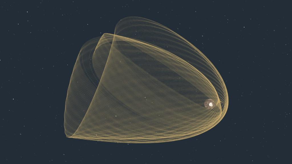 ESA: el control de las misiones se adapta a las condiciones del coronavirus.