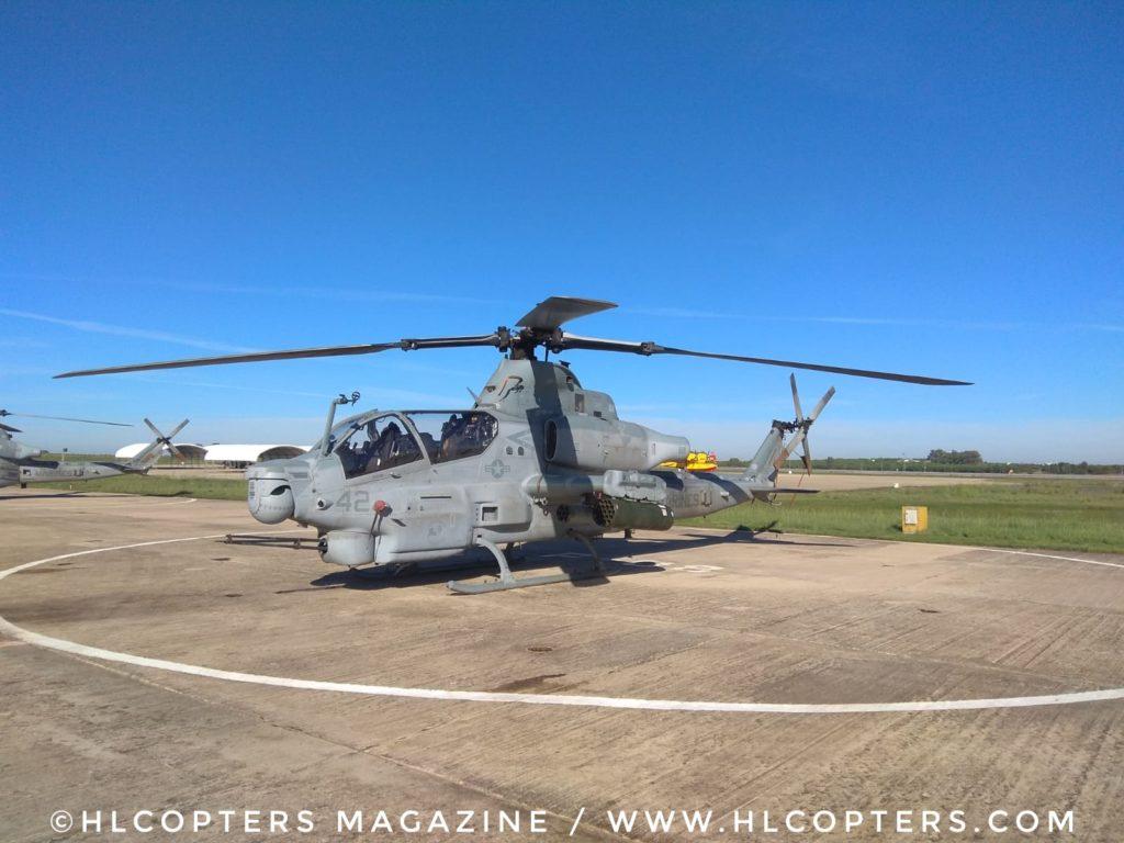 Programa H-1, los helicópteros Bell UH-1Y Venom y AH-1Z Viper.