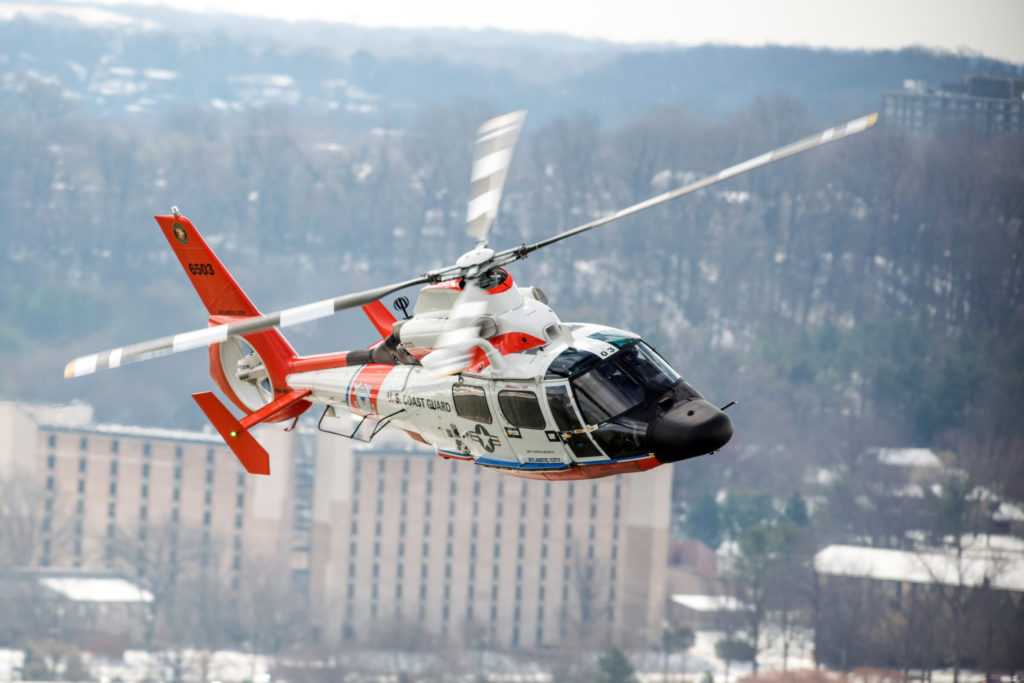 Coast Guard rescue 3 from vessel sinks off Long Branch, New Jersey