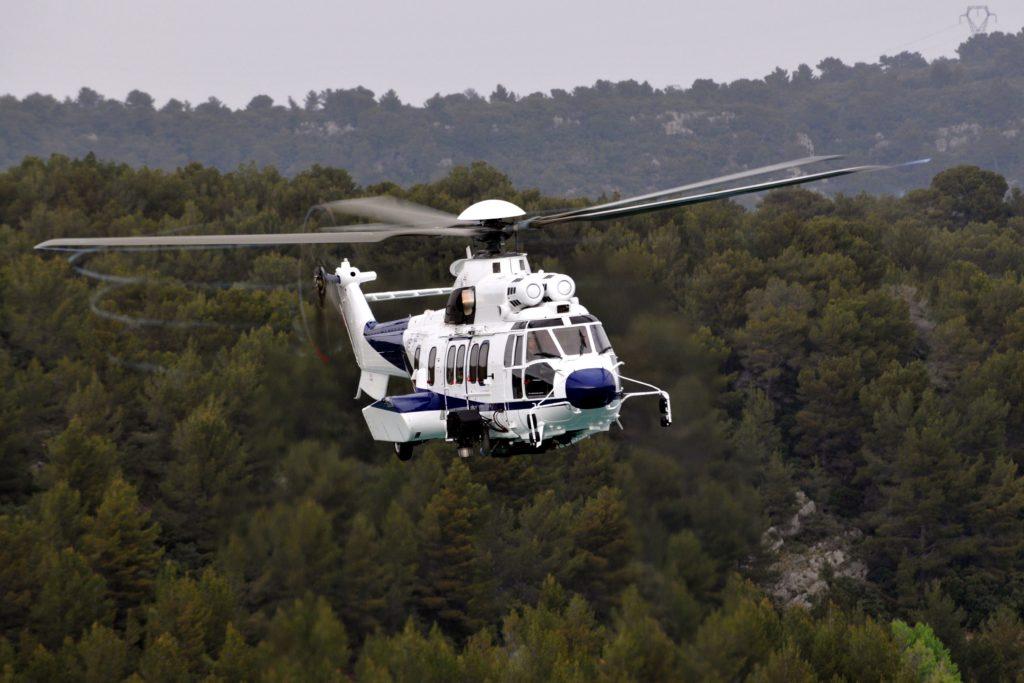 Japan's National Police Agency orders five Airbus Helicopters. Airbus Helicopters H225. EC225 LP.