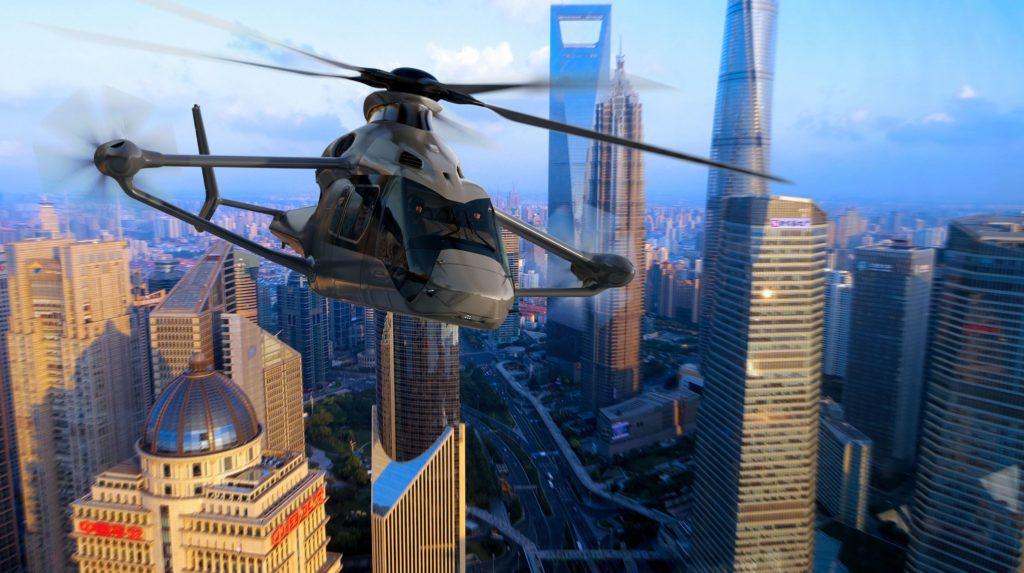 Clean Sky: rotor head del demostrador Airbus Helicopters RACER desarrollada por FURADO.