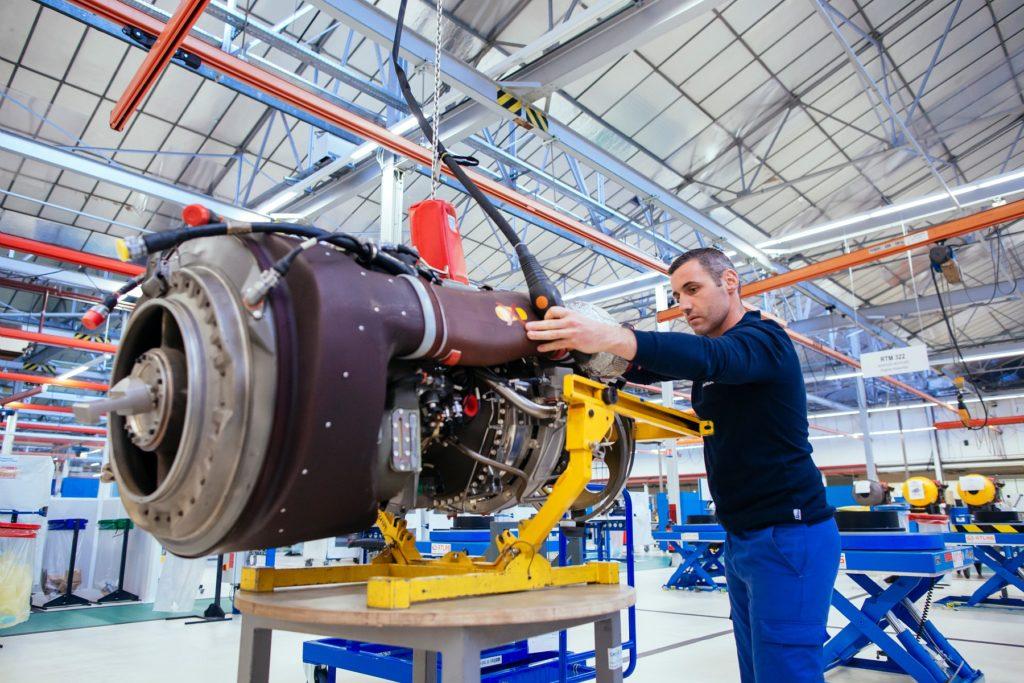 Safran mantendrá los motores RTM322 de los NH90 alemanes y suecos. NH90 RTM322.