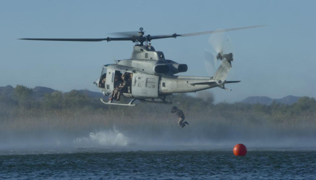 85 años de Bell Helicopter: el UH-1 Huey, el sonido de la libertad. Bell UH-1Y Venom.