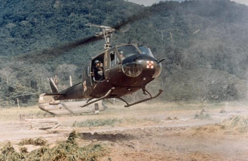 85 años de Bell Helicopter: el UH-1 Huey, el sonido de la libertad. Bell UH-1H Huey.