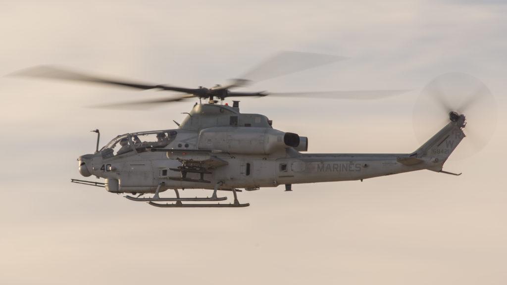 85 años de Bell Helicopter: el UH-1 Huey, el sonido de la libertad. Bell AH-1Z Viper.