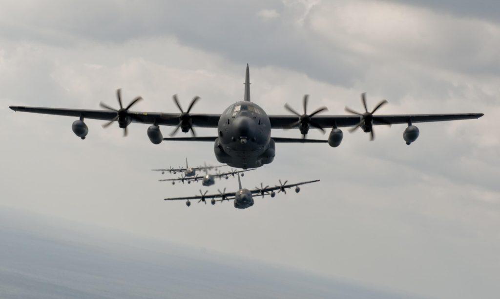 Northrop Grumman proporcionará capacidad EW para aviones AC / MC-130J