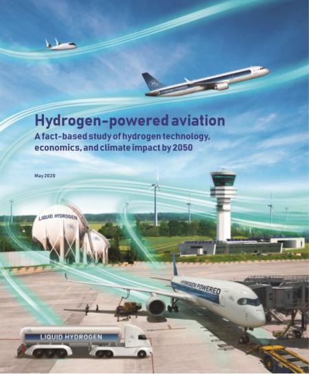 Clean Sky: el futuro de la aviación impulsada por hidrógeno.