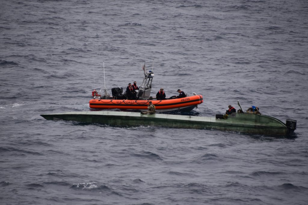 Coast Guard crew to offload more than 26,000 pounds of cocaine, marijuana worth $390 million in San Diego