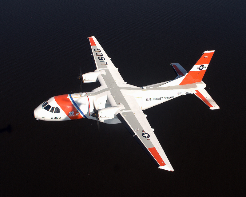 Coast Guard MH-60 Jayhawk and HC-144 Ocean Sentry aircrews medevac fisherman 160 miles east of Boston