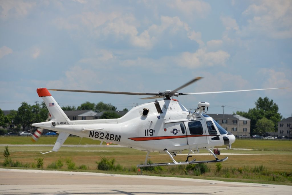El DoD lanza una opción de compra para otros 36 helicópteros Leonardo TH-73A (AHTS)