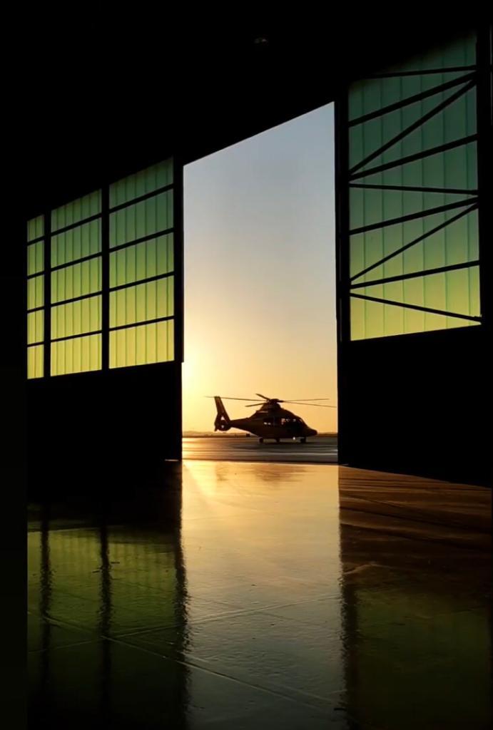 NHV vende su flota de Airbus Helicopters H155 a HeliGlobe