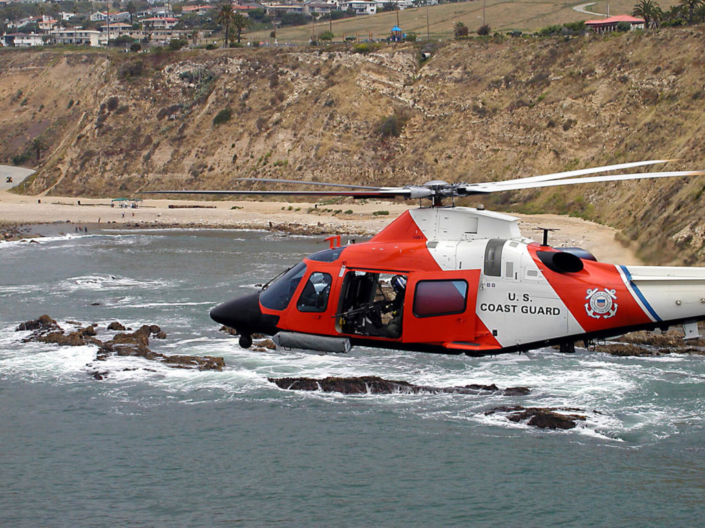 Coast Guard HITRON History Series: Rear Adm. Donna Cottrell