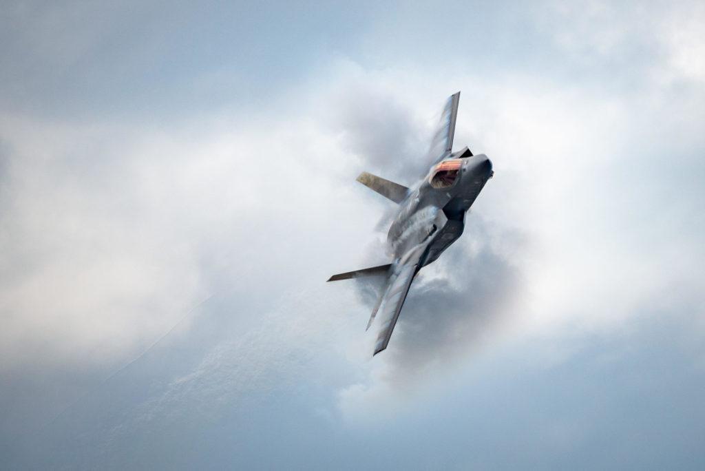 Northrop Grumman to enable new F-35 Lightning II warfighting capability