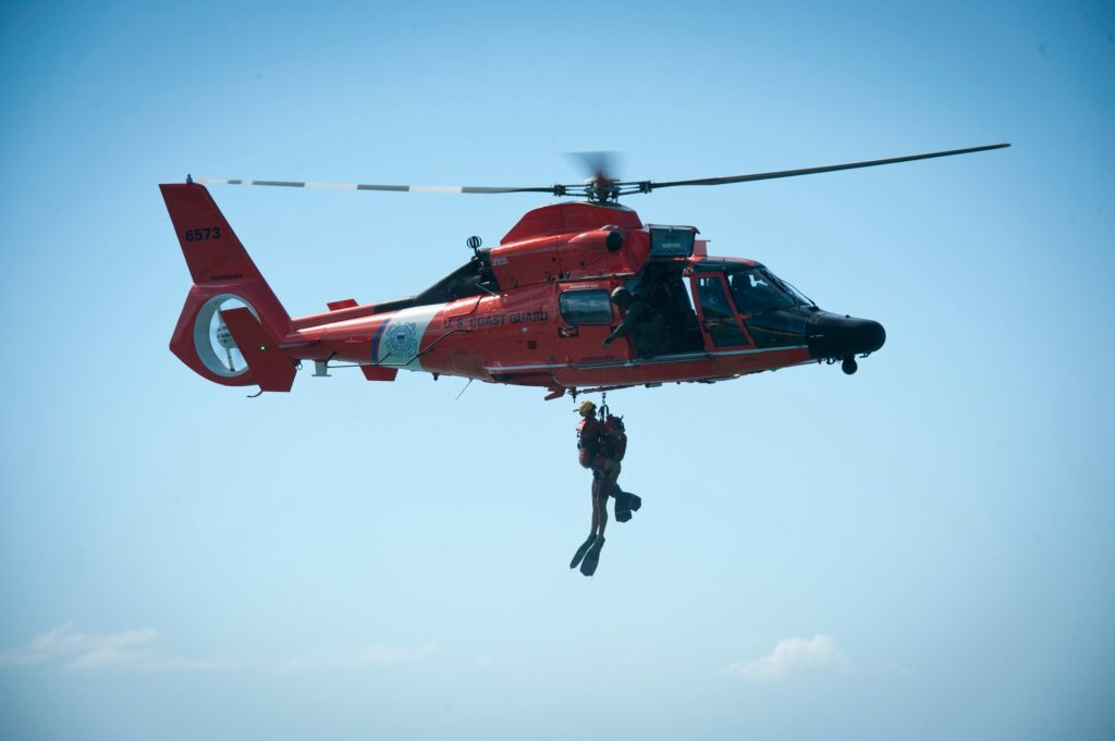 Coast Guard aircrew rescue 5 kayakers in St. Thomas, Virgin Islands, rescue a snorkeler in Isabela, Puerto Rico