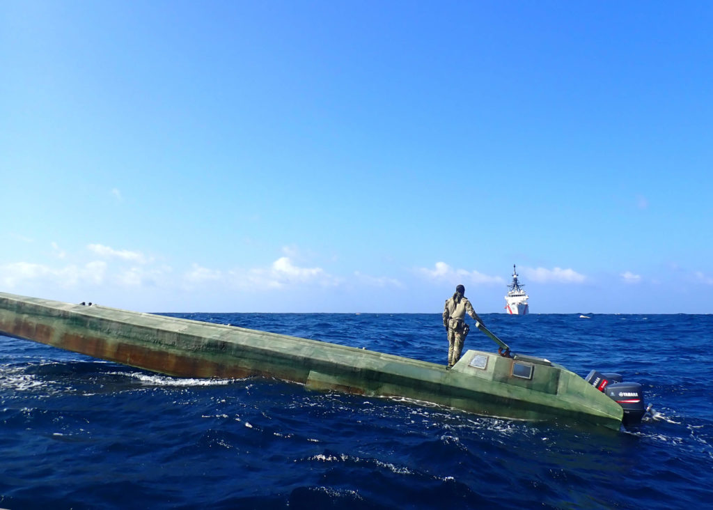 Alameda Coast Guard cutter crews seized $156M in drugs (cocaine) in Eastern Pacific