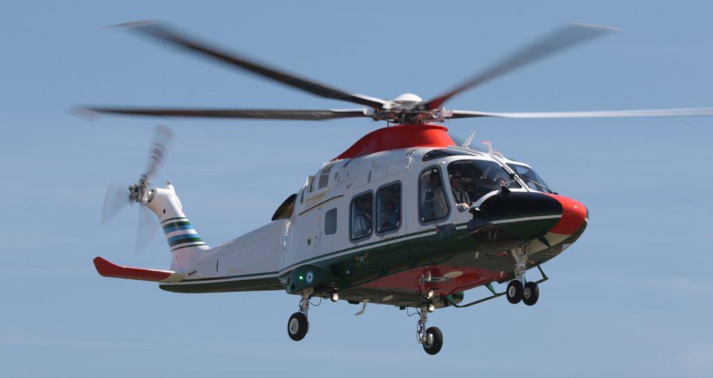 El helicóptero Leonardo AW169 marca nuevos estándares en el mercado