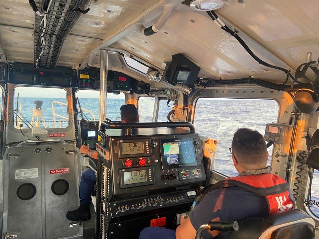Continúa la búsqueda de los 10 desaparecidos cerca de Cayo Hueso, Florida