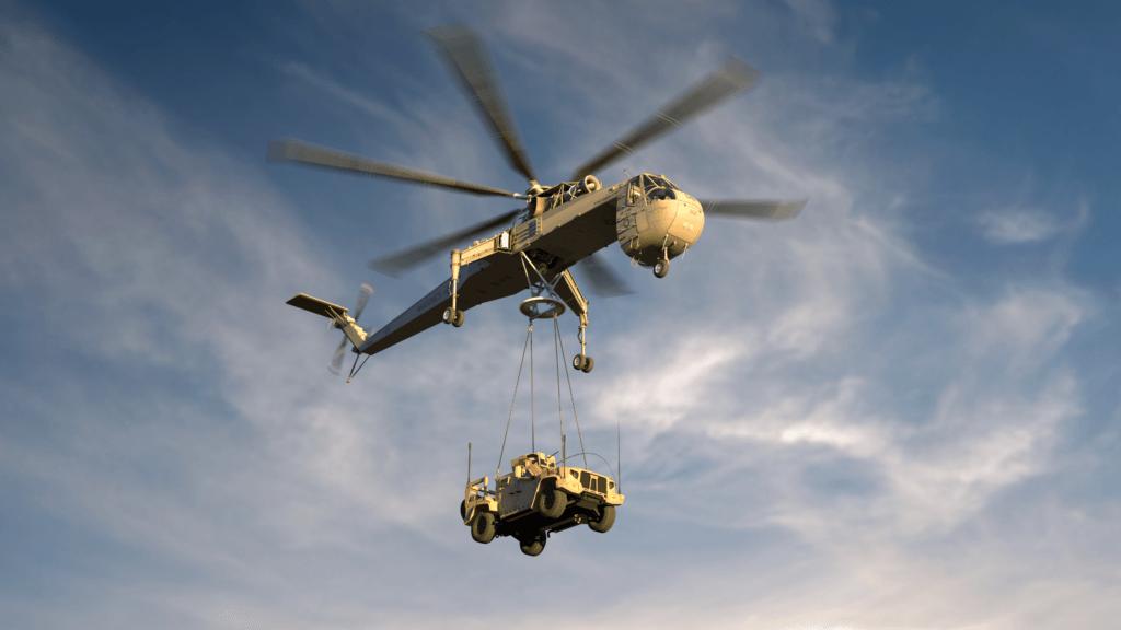 Erickson S-64F+, el futuro helicóptero de carga pesada operativo en 2024