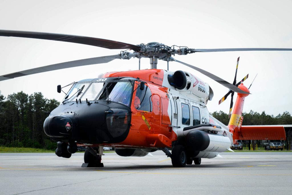Coast Guard rescued 3 mariners 20 miles off Portsmouth, New Hampshire