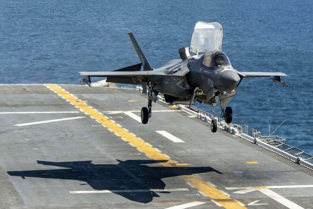 Lockheed Martin reducirá los costes de mantenimiento del F-35