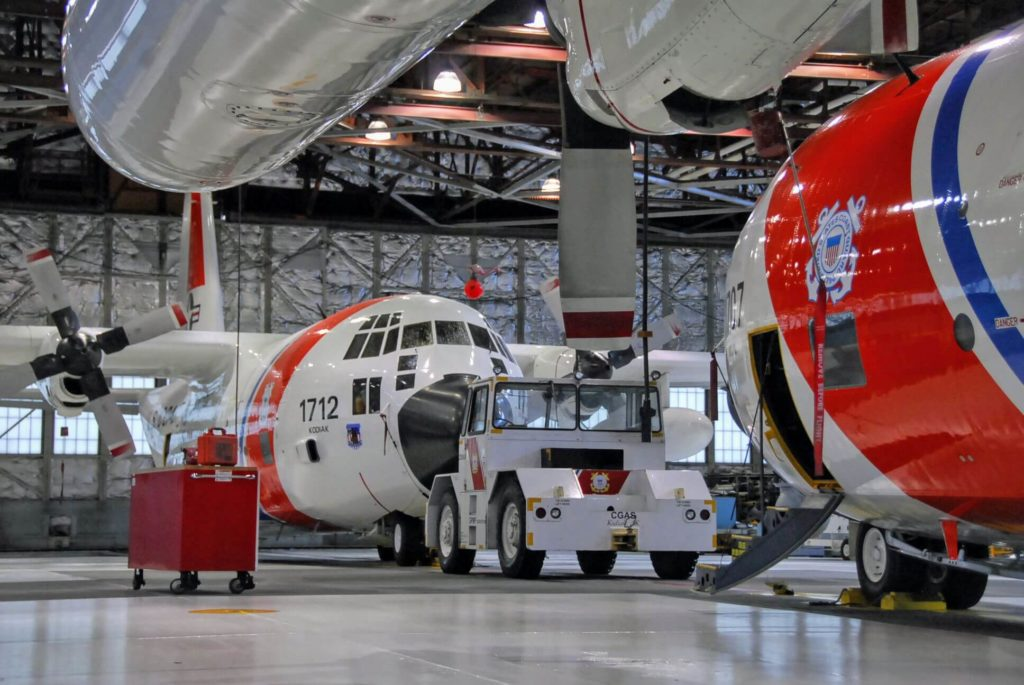 Coast Guard MH-60T aircrew rescue man 145 nm of Sitka, Alaska