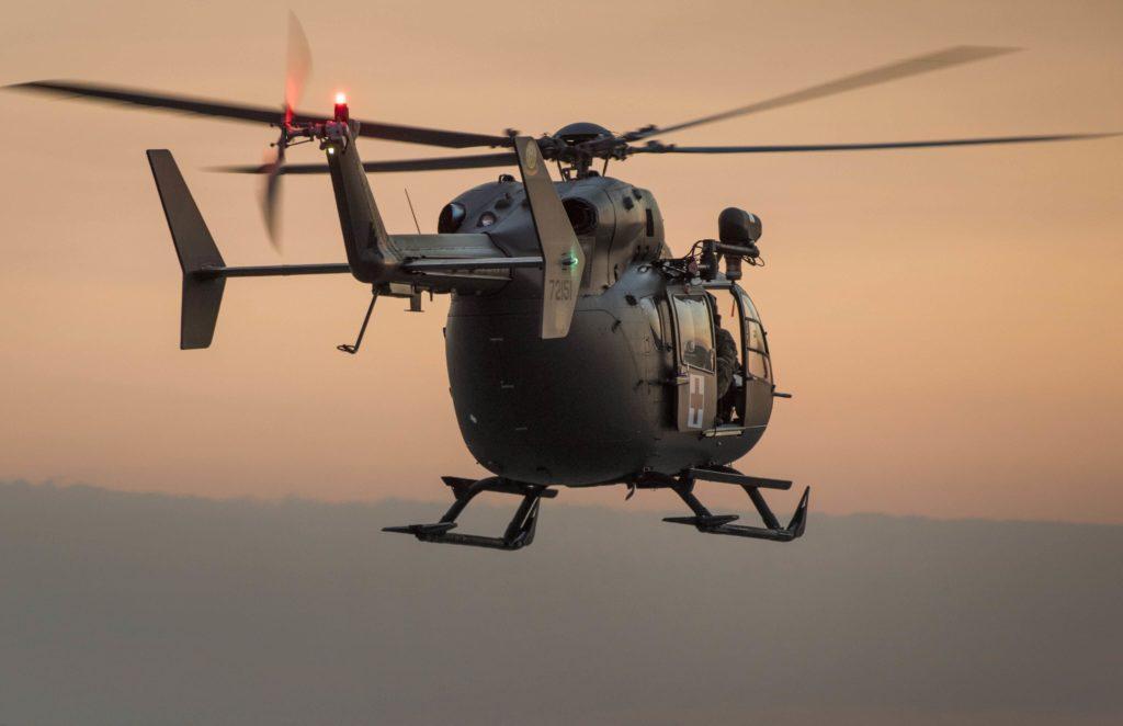 El UH-72 Lakota supera el millón de horas de vuelo